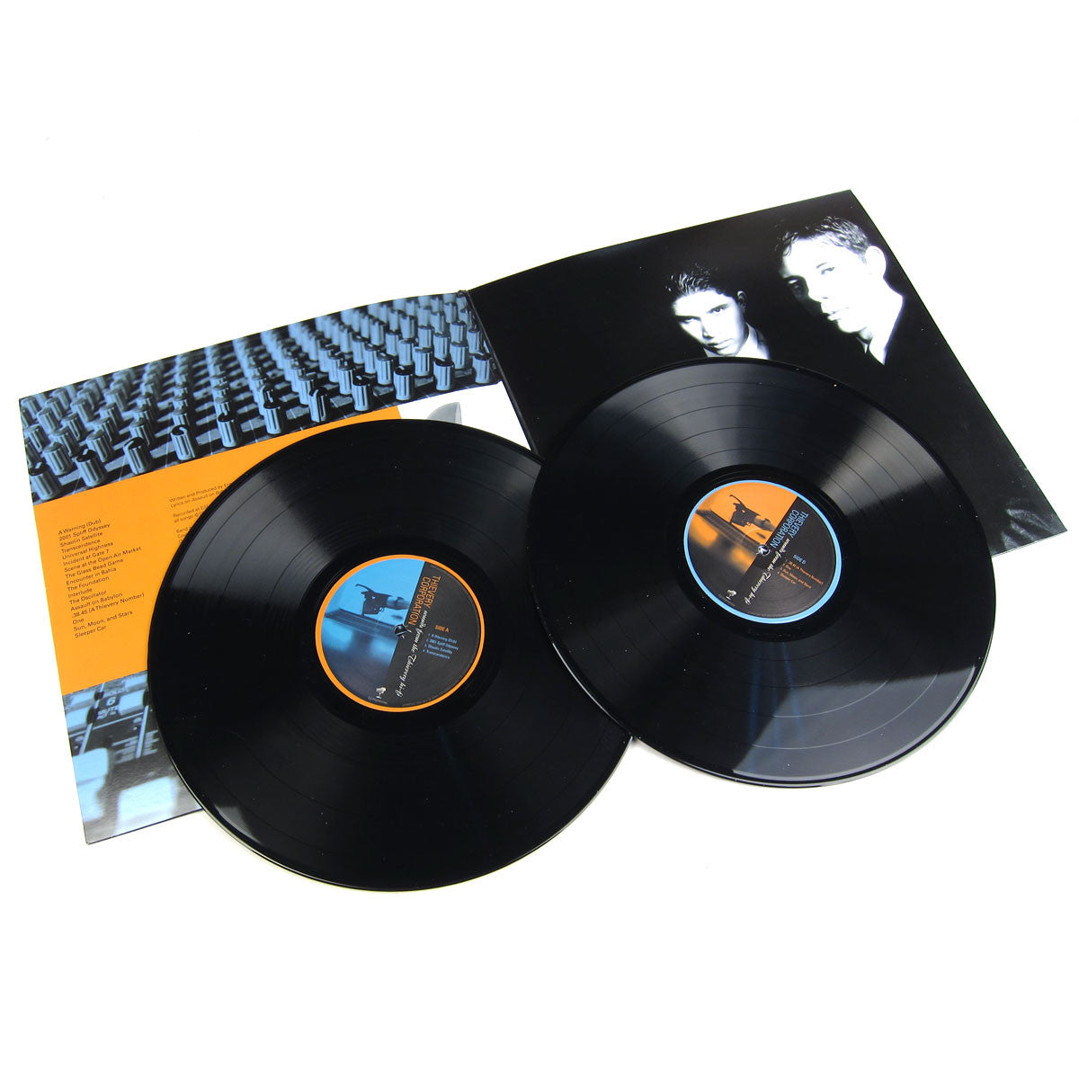 Thievery Corporation: Sounds From The Thievery Hi-Fi Vinyl 2LP detail