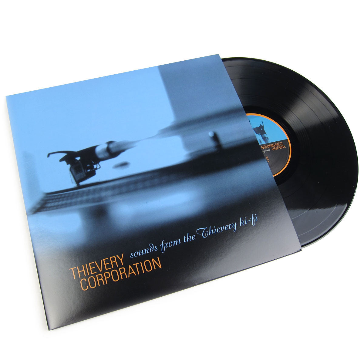 Thievery Corporation: Sounds From The Thievery Hi-Fi Vinyl 2LP