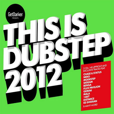 VA: This Is Dubstep 2012 2CD