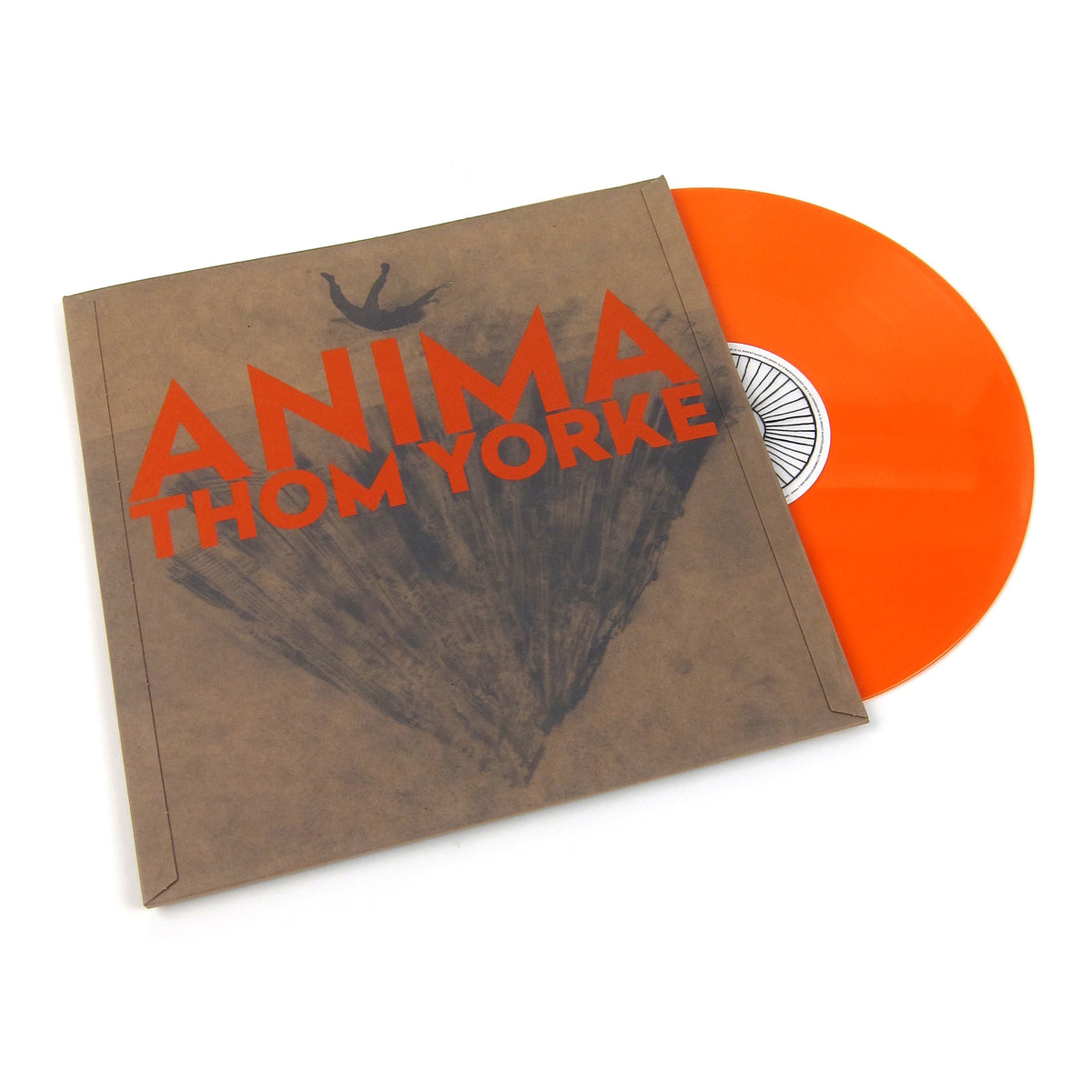 Thom Yorke: ANIMA (Indie Exclusive Colored Vinyl) Vinyl 2LP
