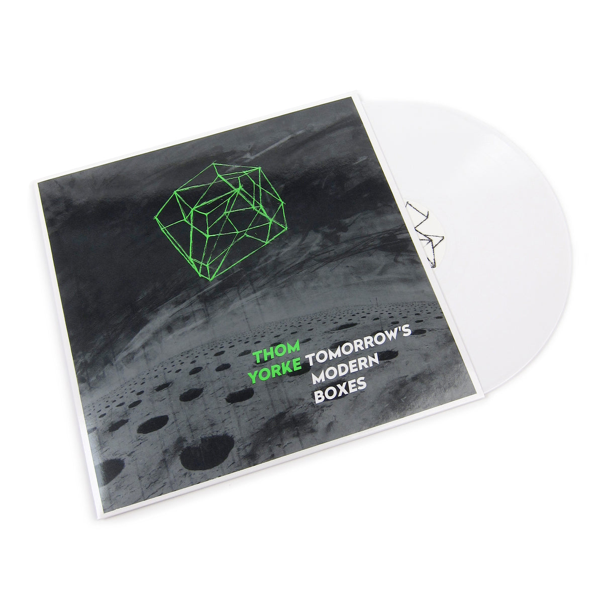 Thom Yorke: Tomorrow's Modern Boxes (180g White Vinyl) Vinyl LP