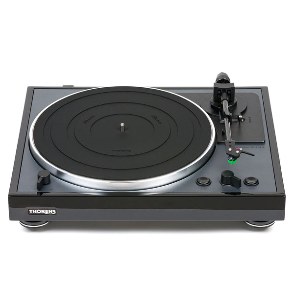 Thorens: TD 102A Automatic Turntable - Black