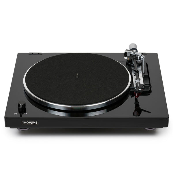 Thorens: TD 103A Fully Automatic Turntable - Black High Gloss
