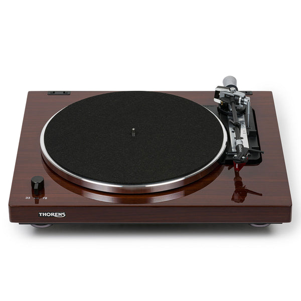 Thorens: TD 103A Fully Automatic Turntable - Walnut High Gloss