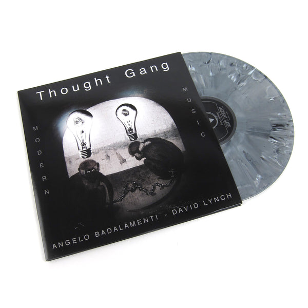 Thought Gang: Thought Gang (Angelo Badalamenti, David Lynch, Colored Vinyl) Vinyl 2LP