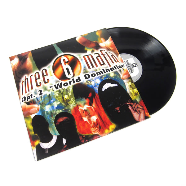 Three 6 Mafia: Chpt. 2 World Domination Vinyl LP (Record Store Day)