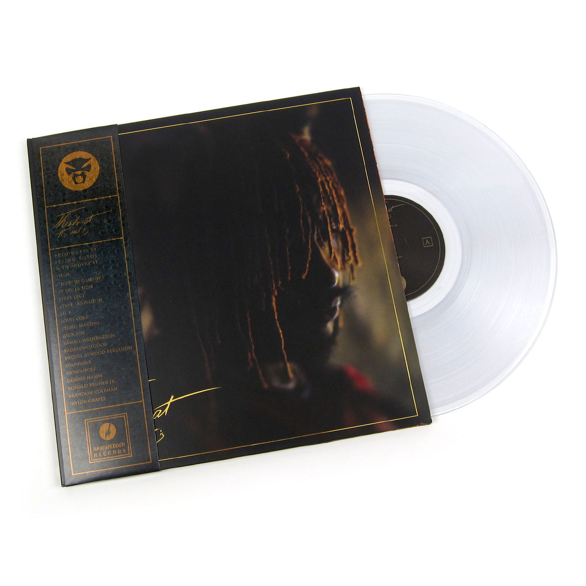 Thundercat: It Is What It Is (Clear Colored Vinyl) Vinyl LP - Deluxe Version - PRE-ORDER