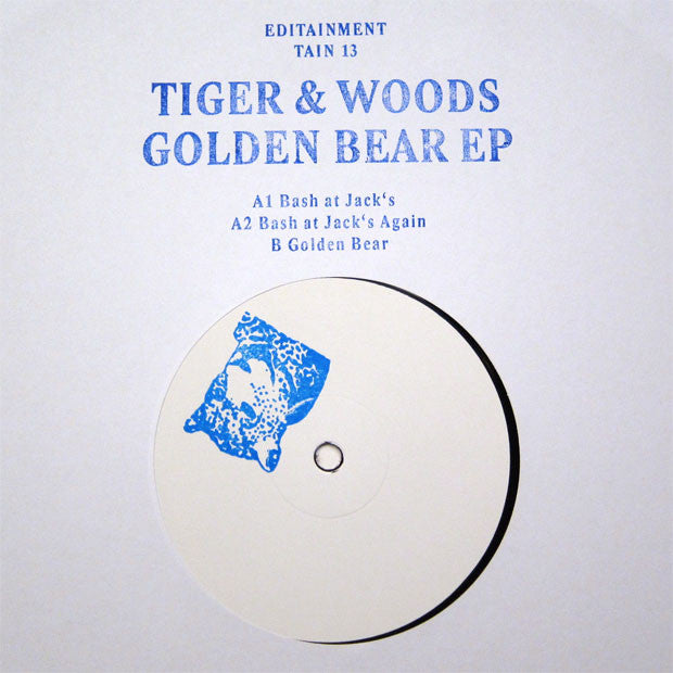 "Tiger & Woods: Golden Bear 12"" 2"