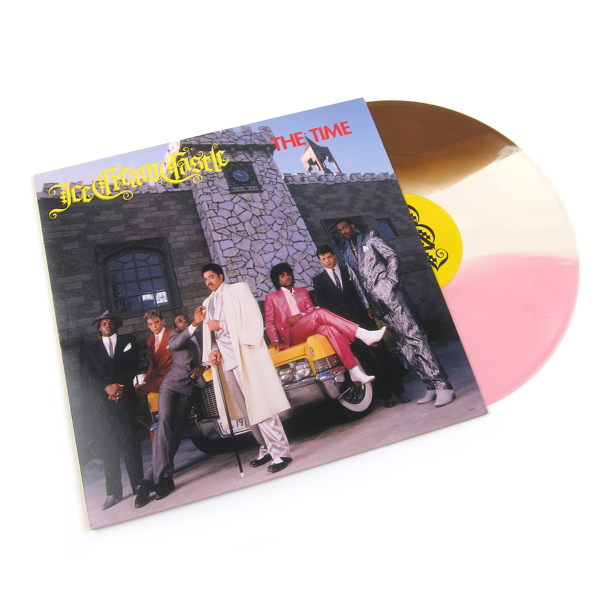 The Time: Ice Cream Castle (Indie Exclusive Colored Vinyl) Vinyl LP