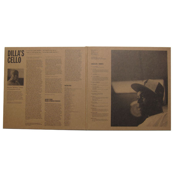 "Mochilla: Mochilla Presents Timeless: Suite For Ma Dukes - The Music of James ""J Dilla"" Yancey"" 2LP gate"