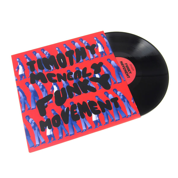 Timothy McNealy: Funky Movement Vinyl LP (Record Store Day)