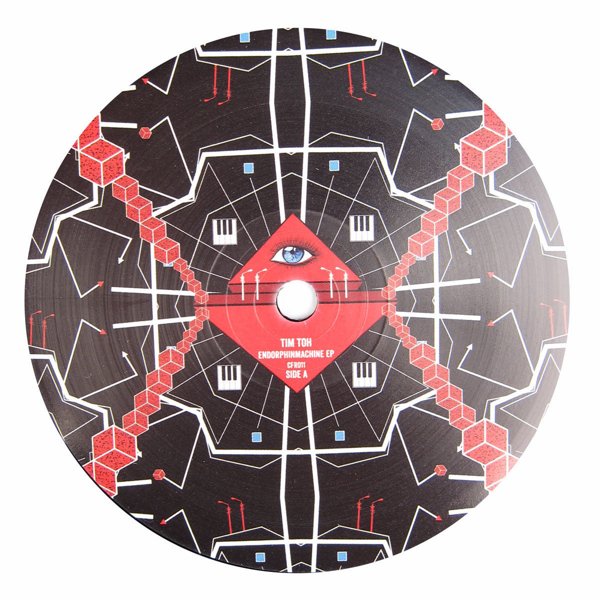 Tim Toh: Endorphinmachine EP Vinyl 12""