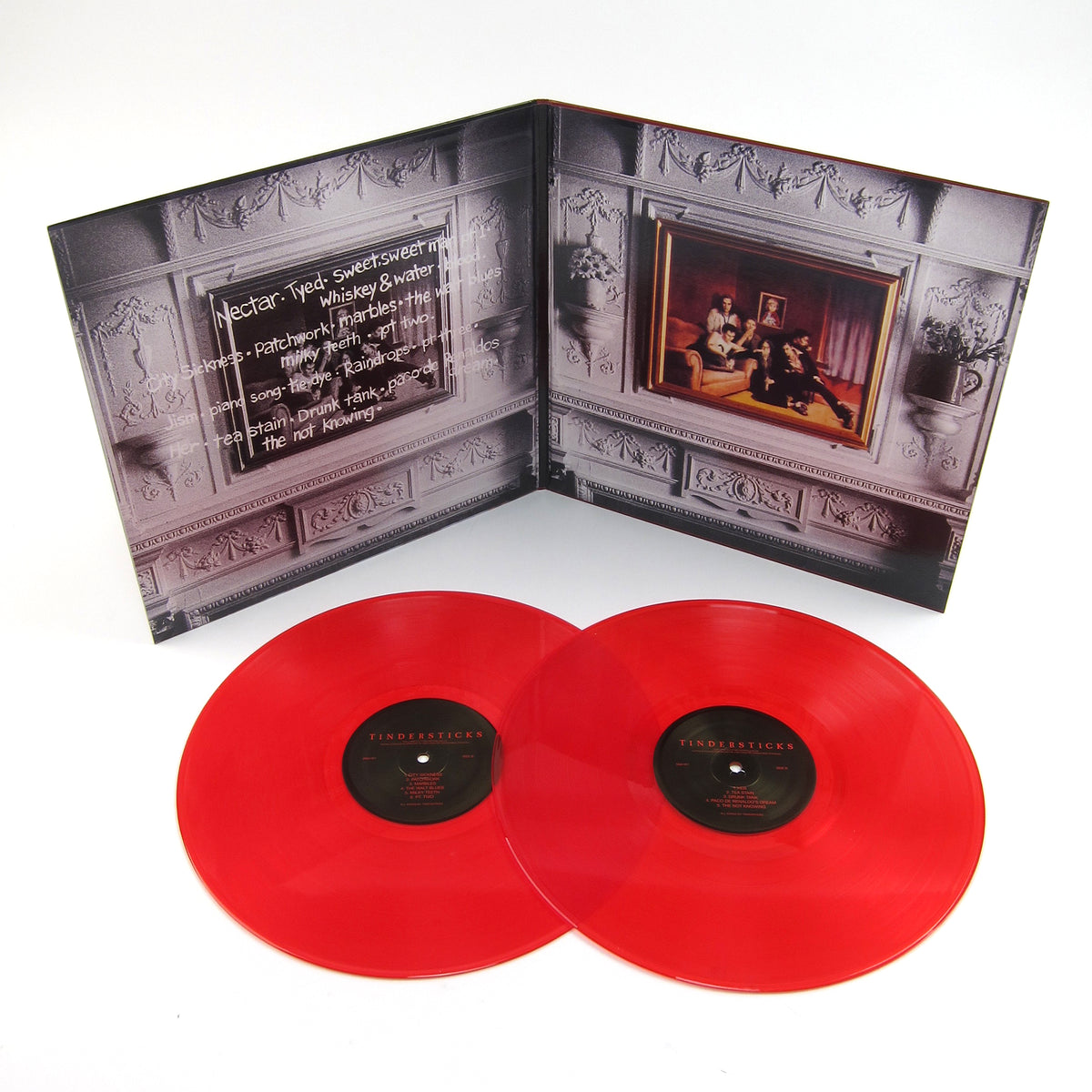 Tindersticks: Tindersticks I (Red Colored Vinyl) Vinyl LP