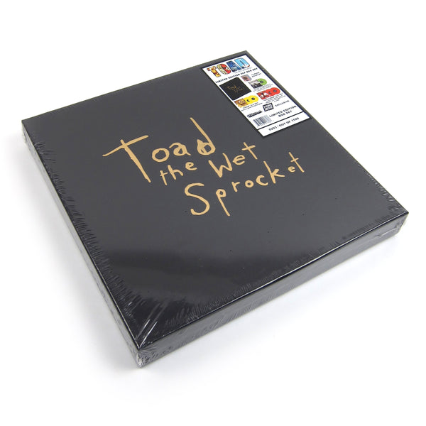Toad The Wet Sprocket: Toad The Wet Sprocket Vinyl 5LP Boxset (Record Store Day)