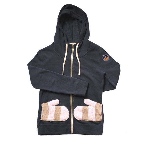 Toasty Time: The Toasty Time Women's Hoodie - Neopolitan