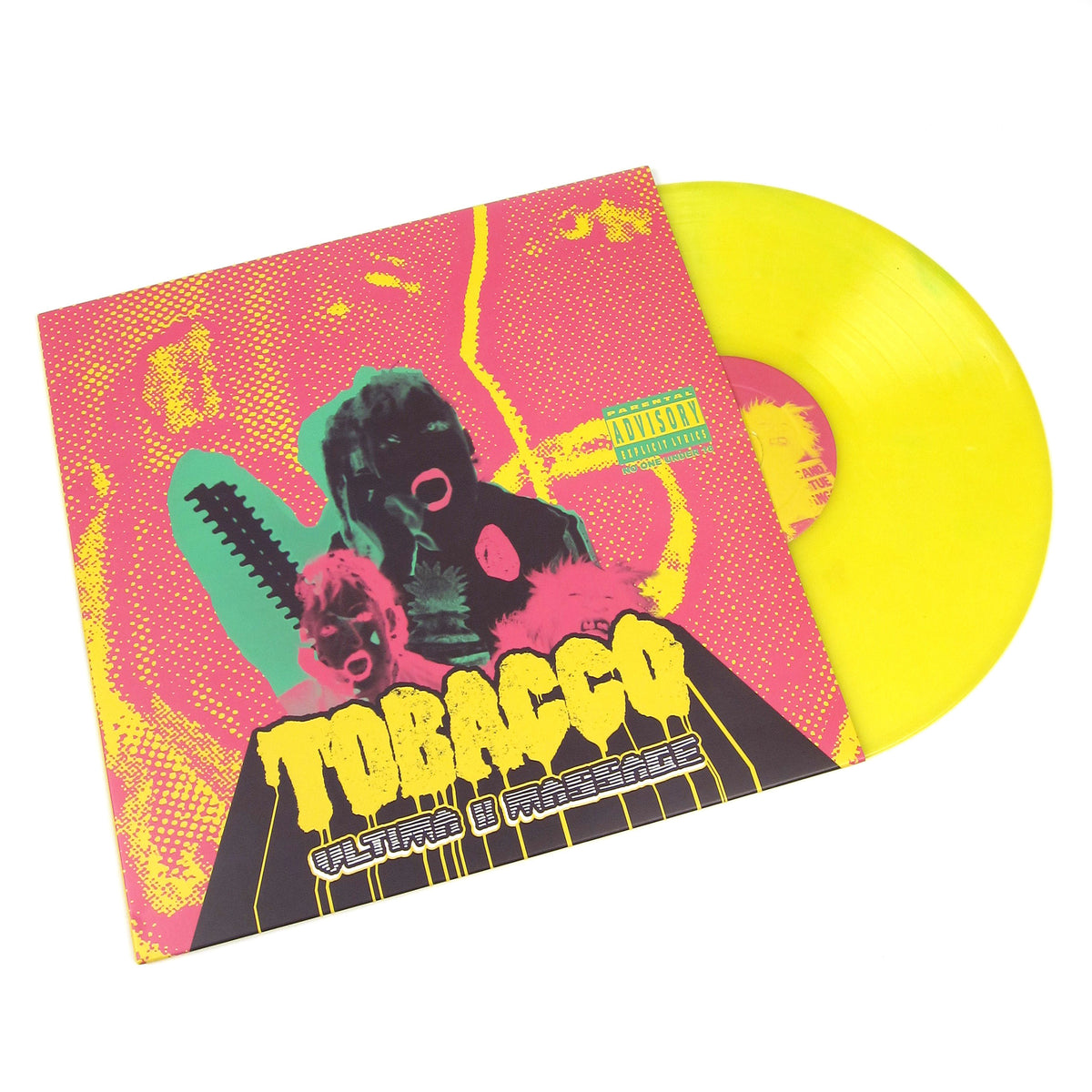 Tobacco: Ultima II Massage (Colored Vinyl) Vinyl 2LP