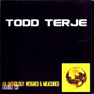 Todd Terje: An Anthology: Weighed & Measured 2CD