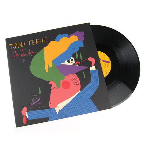 Todd Terje: It's The Arps Vinyl 12""