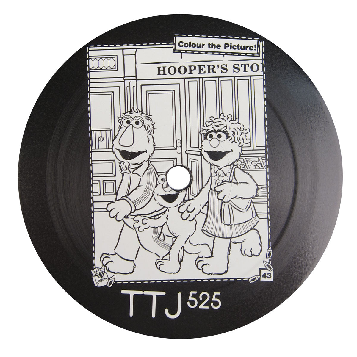 Todd Terje: TTJ Edits #525 (Imagination, The Fatback Band) Vinyl 12""