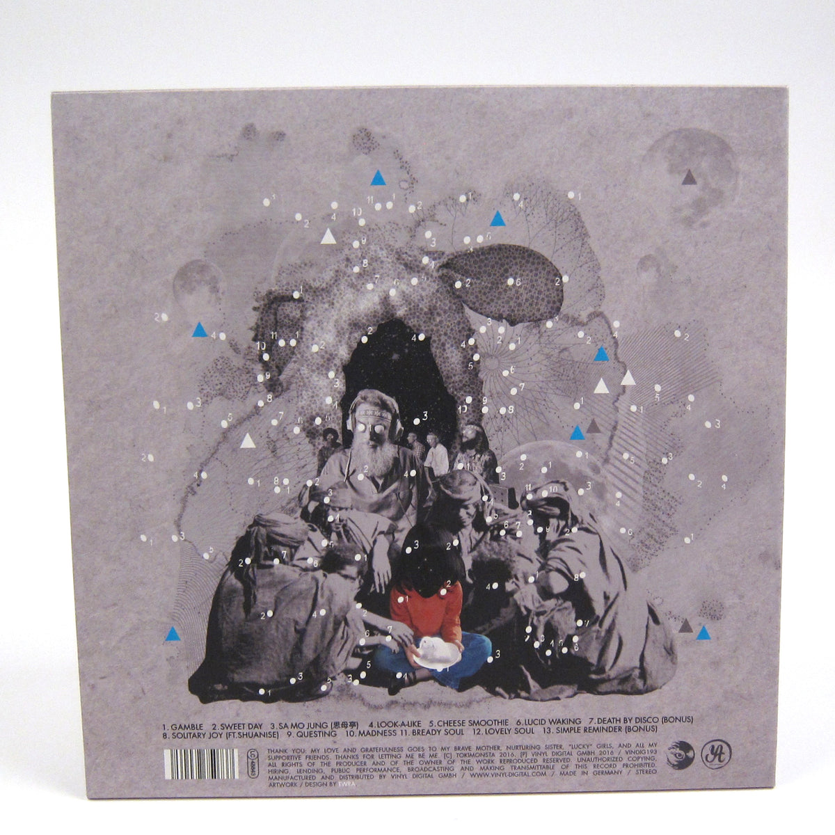 TOKiMONSTA: Midnight Menu Vinyl LP