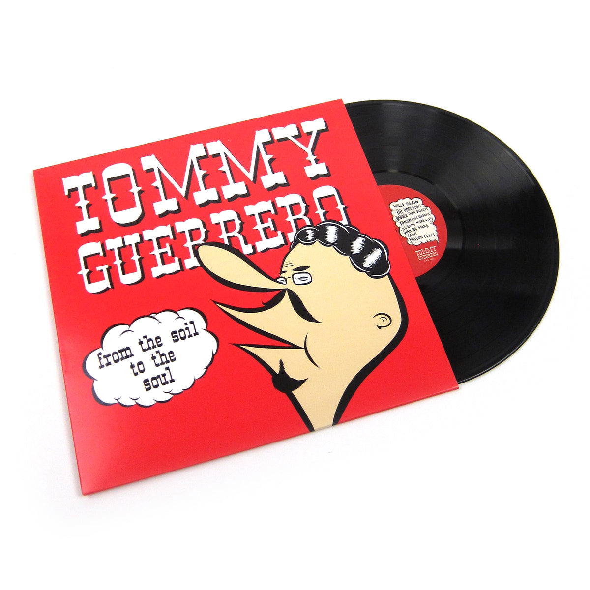 Tommy Guerrero: From The Soil To The Soul (180g) Vinyl LP