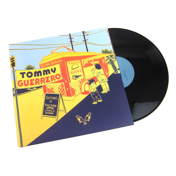 Tommy Guerrero: Gettin It Together Vinyl 12""