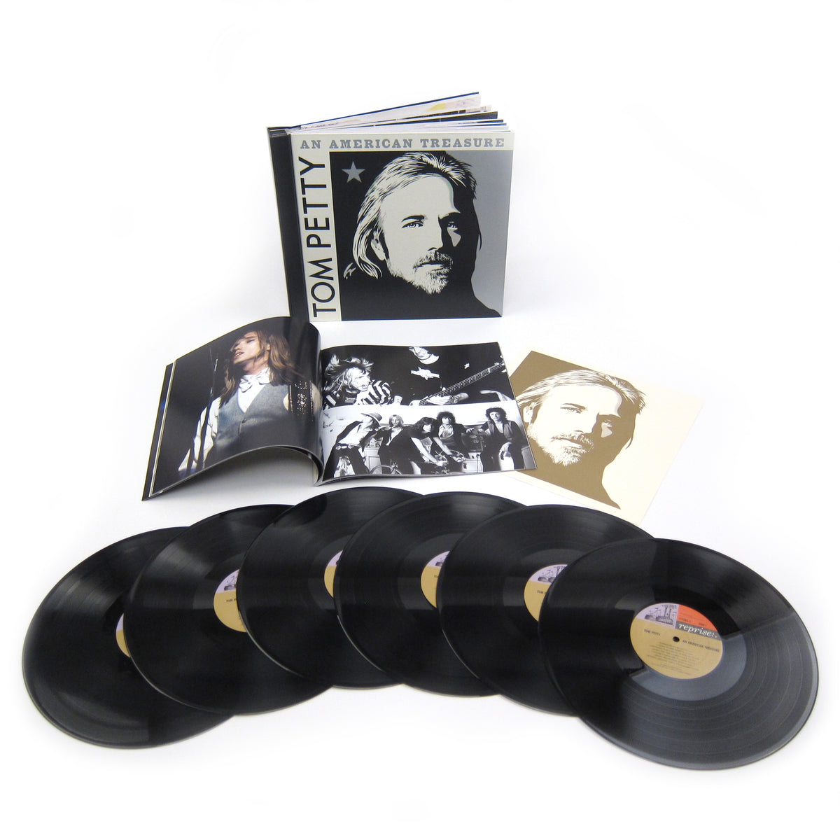 Tom Petty: An American Treasure (Indie Exclusive) Vinyl 6LP Boxset