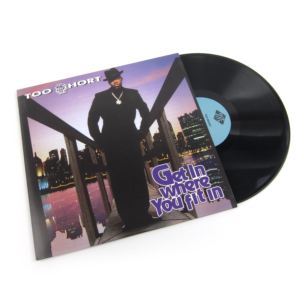 Too $hort: Get In Where You Fit In Vinyl 2LP (Record Store Day)