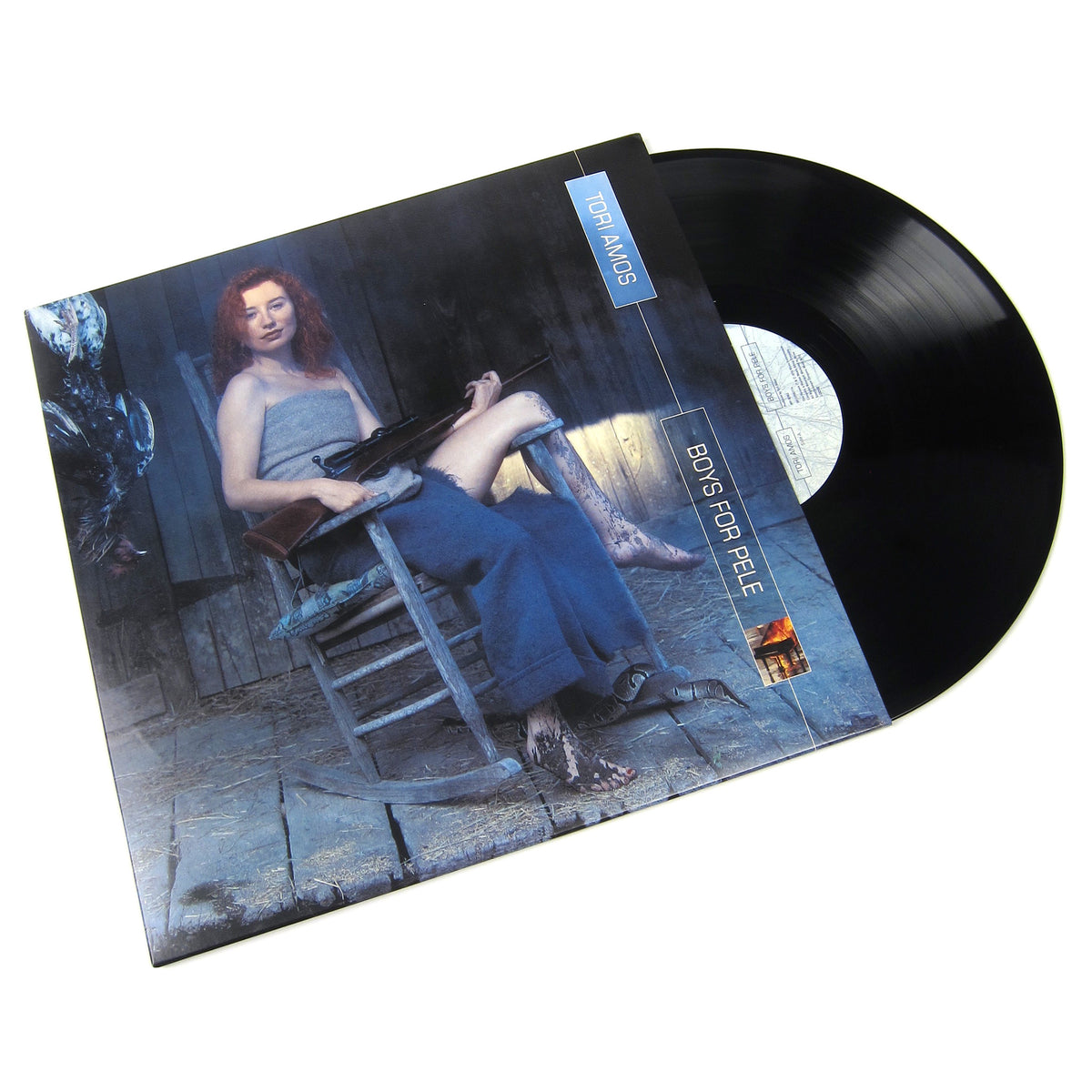 Tori Amos: Boys For Pele (180g) Vinyl 2LP