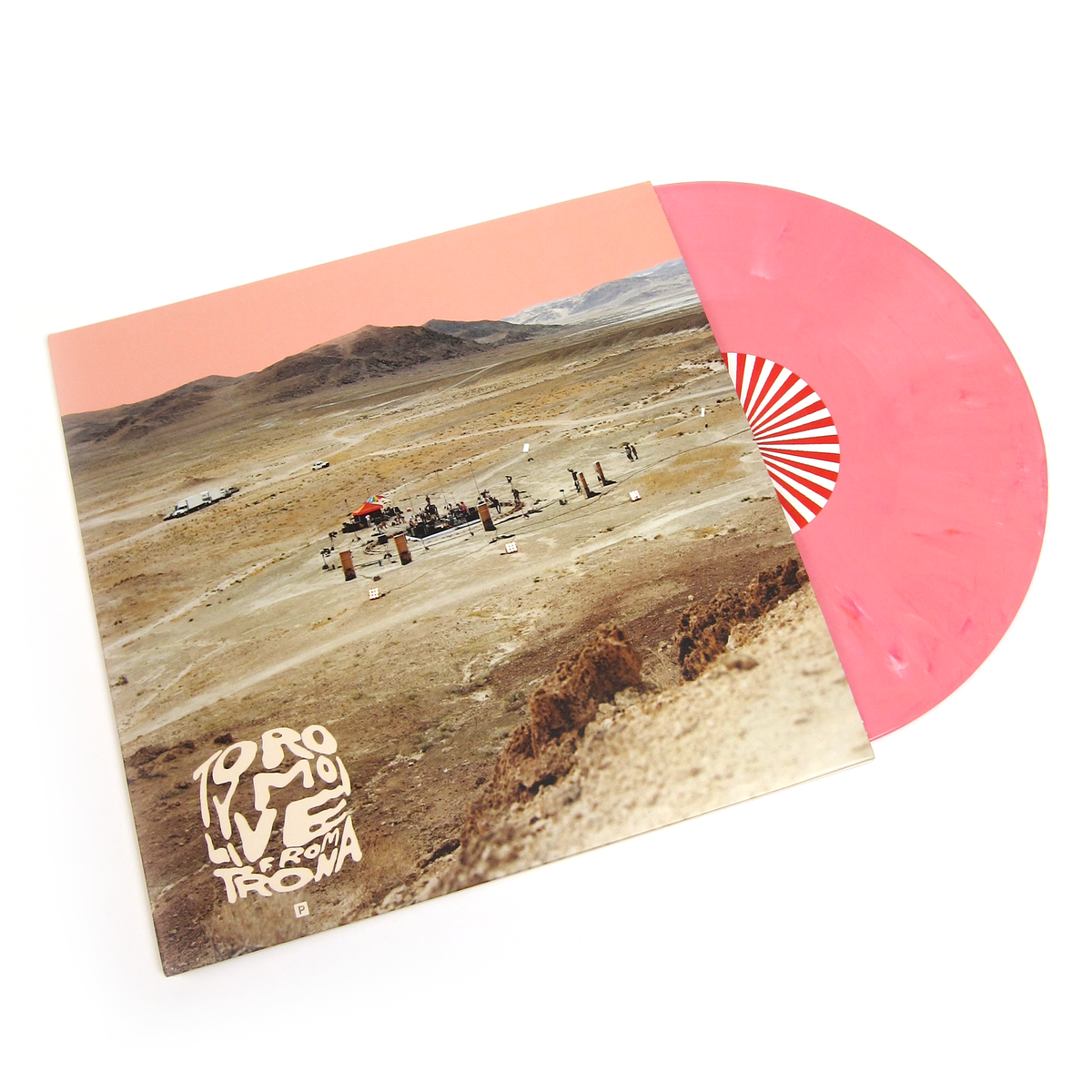 Toro Y Moi: Live from Trona (Colored Vinyl) Vinyl 2LP