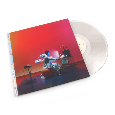 Toro Y Moi: Outer Peace (Indie Exclusive Colored Vinyl) Vinyl LP