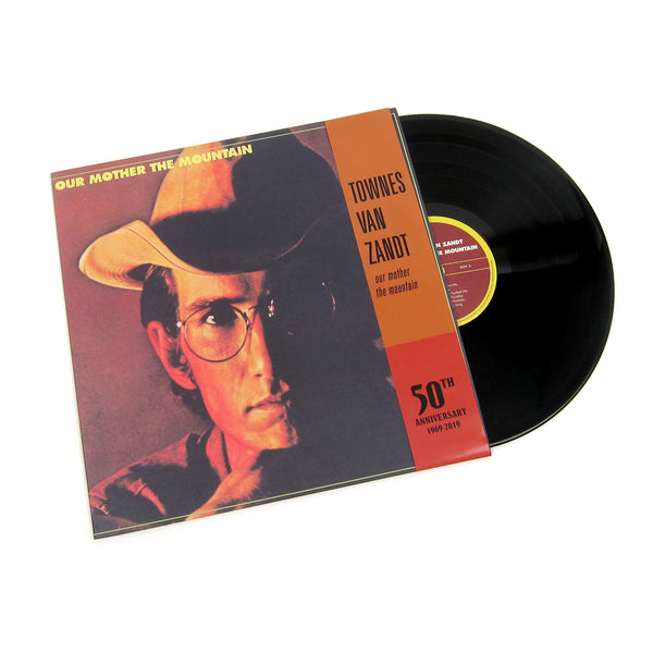 Townes Van Zandt: Our Mother The Mountain - 50th Anniversary (180g) Vinyl LP