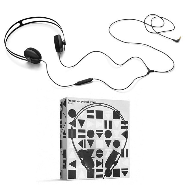 AIAIAI: Tracks Headphones w/ Mic