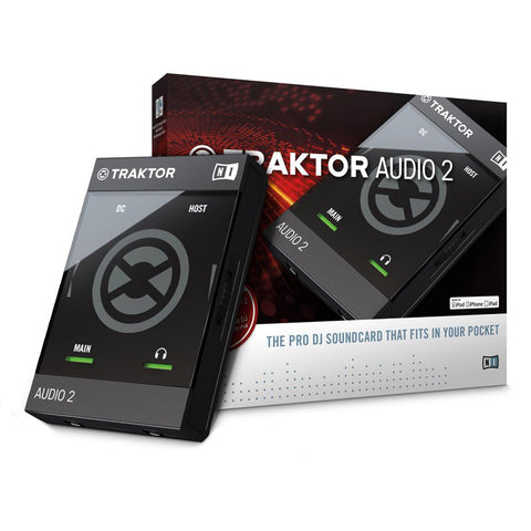 Native Instruments: Traktor Audio 2 MK2