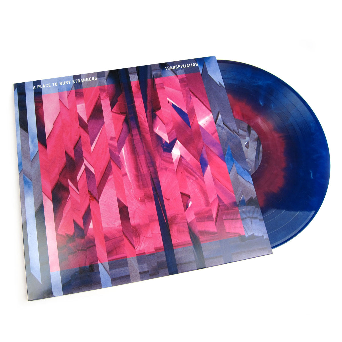 A Place To Bury Strangers: Transfixiation (Colored Vinyl) Vinyl LP