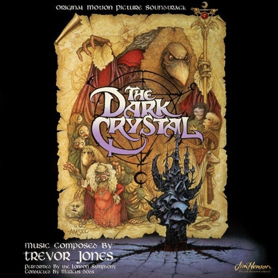 Trevor Jones: The Dark Crystal Soundtrack (Colored Vinyl) Vinyl LP (Record Store Day)