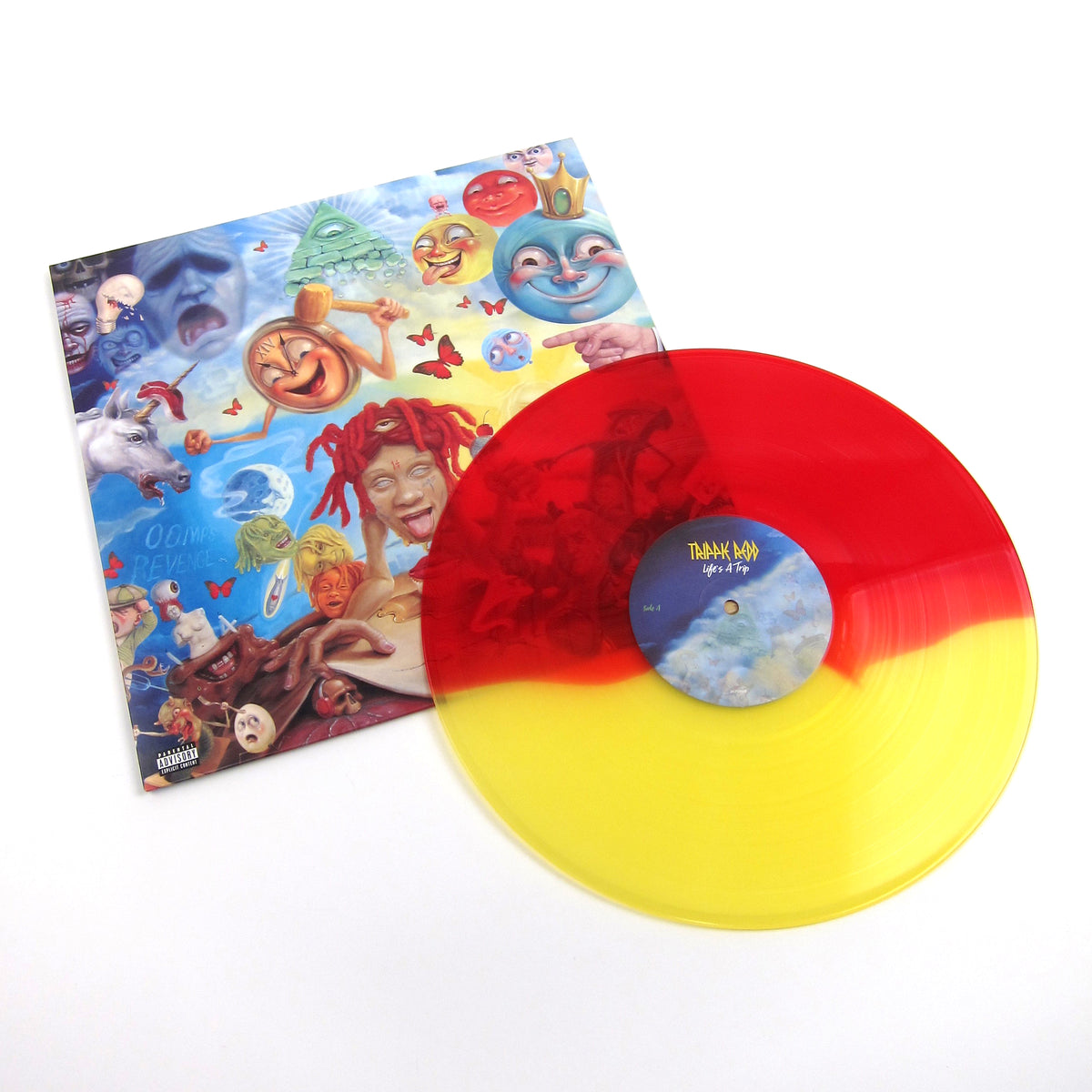 Trippie Redd: LIFE'S A TRIP (Colored Vinyl) Vinyl LP