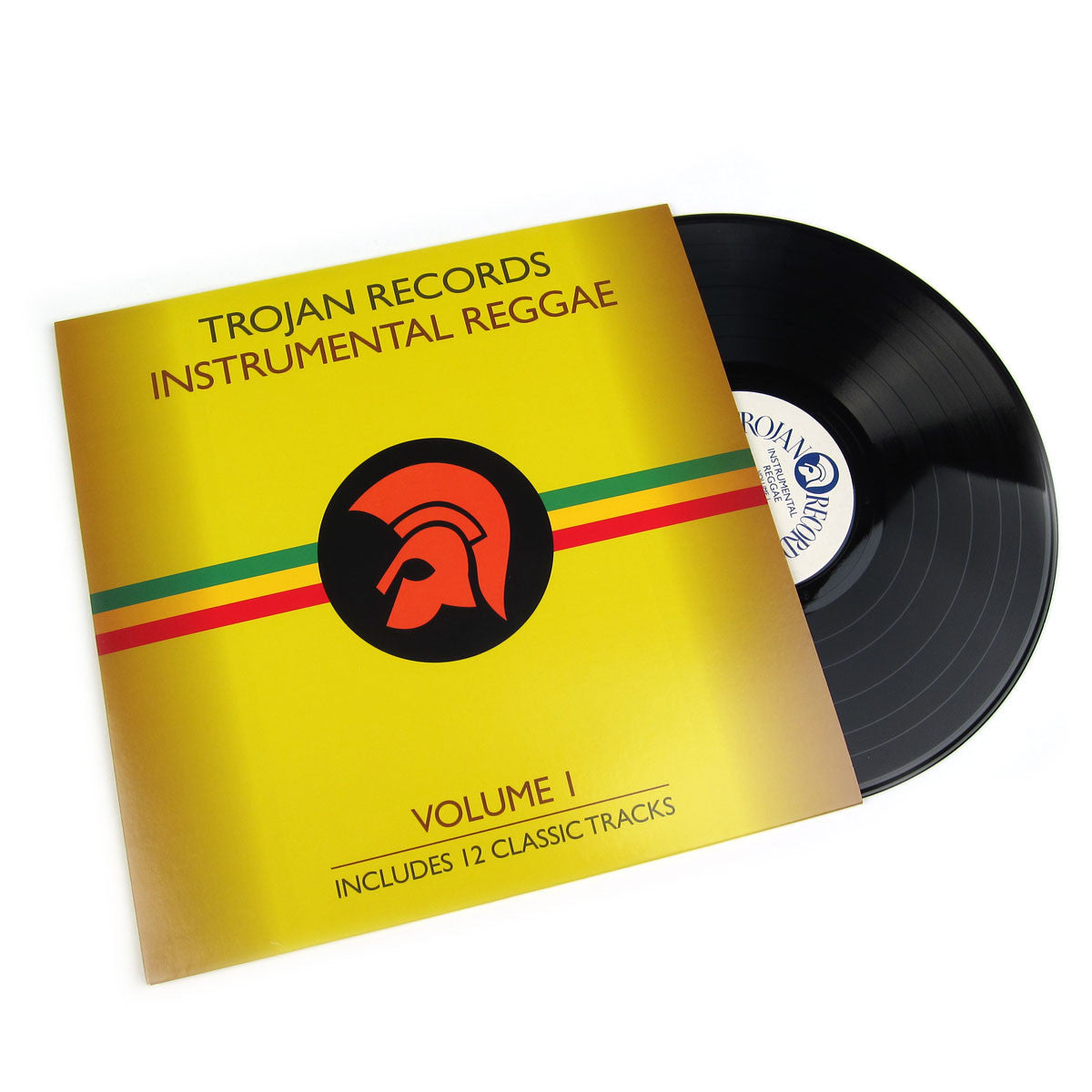 Trojan Records: Instrumental Reggae Volume 1 Vinyl LP