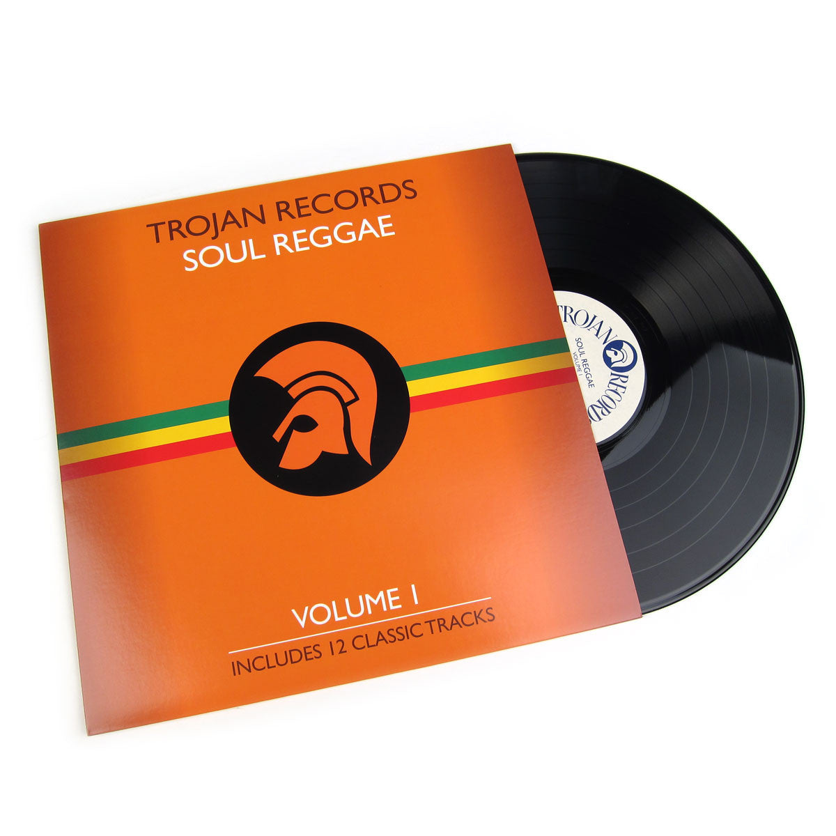 Trojan Records: Soul Reggae Volume 1 Vinyl LP