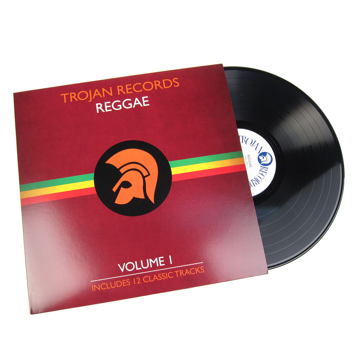Trojan Records: Reggae Volume 1 Vinyl LP