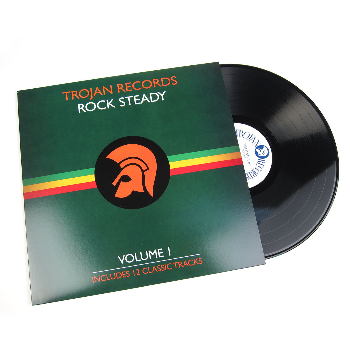 Trojan Records: Rock Steady Volume 1 Vinyl LP