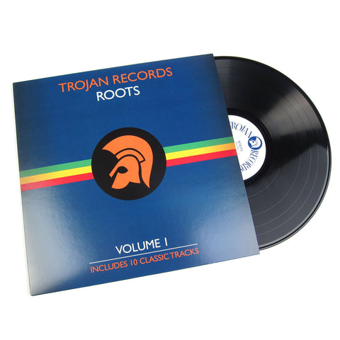 Trojan Records: Roots Volume 1 Vinyl LP