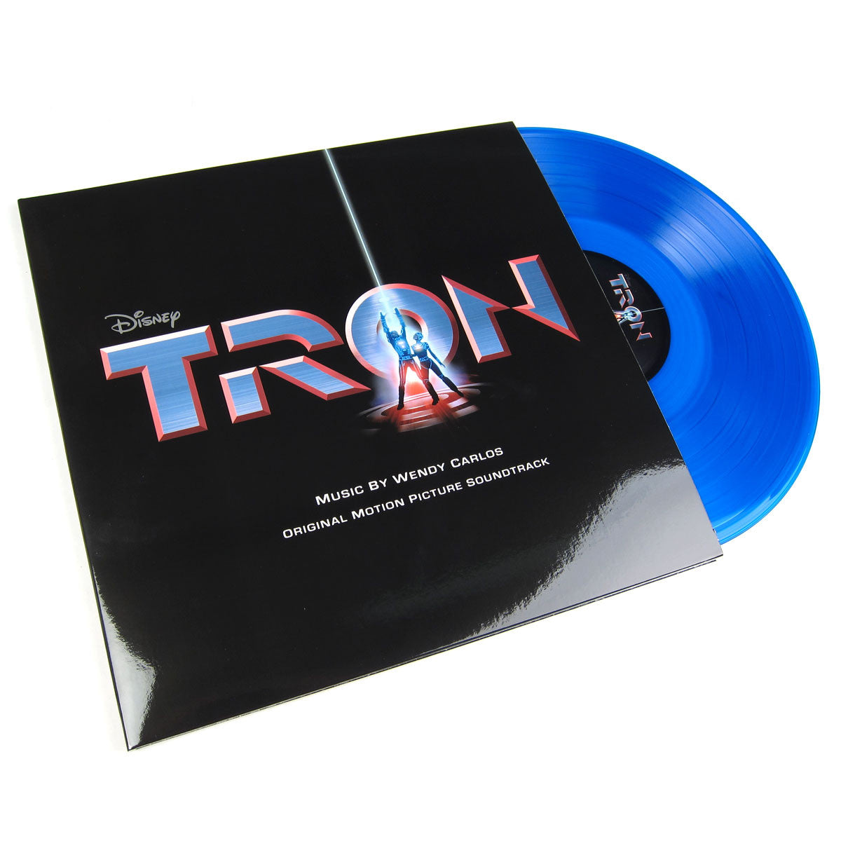 Wendy Carlos: TRON Original Motion Picture Soundtrack (180g Blue Vinyl) Vinyl 2LP