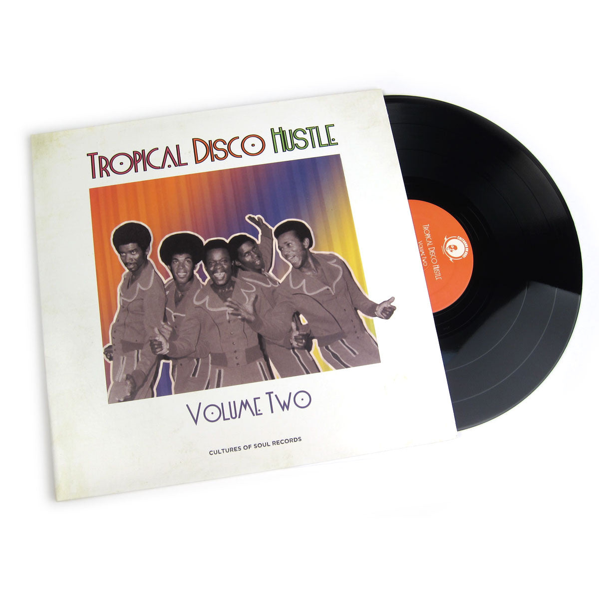 Cultures Of Soul: Tropical Disco Hustle Vol.2 Vinyl 2LP