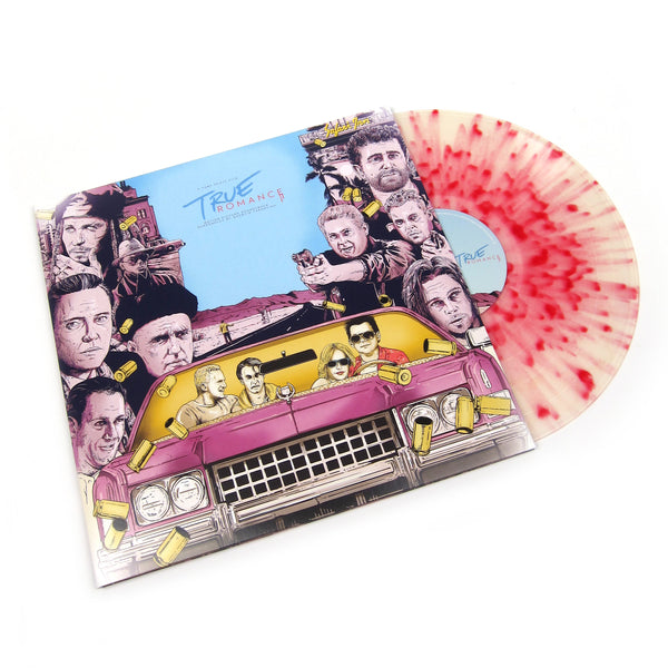 True Romance: True Romance Soundtrack (Colored Vinyl) Vinyl LP