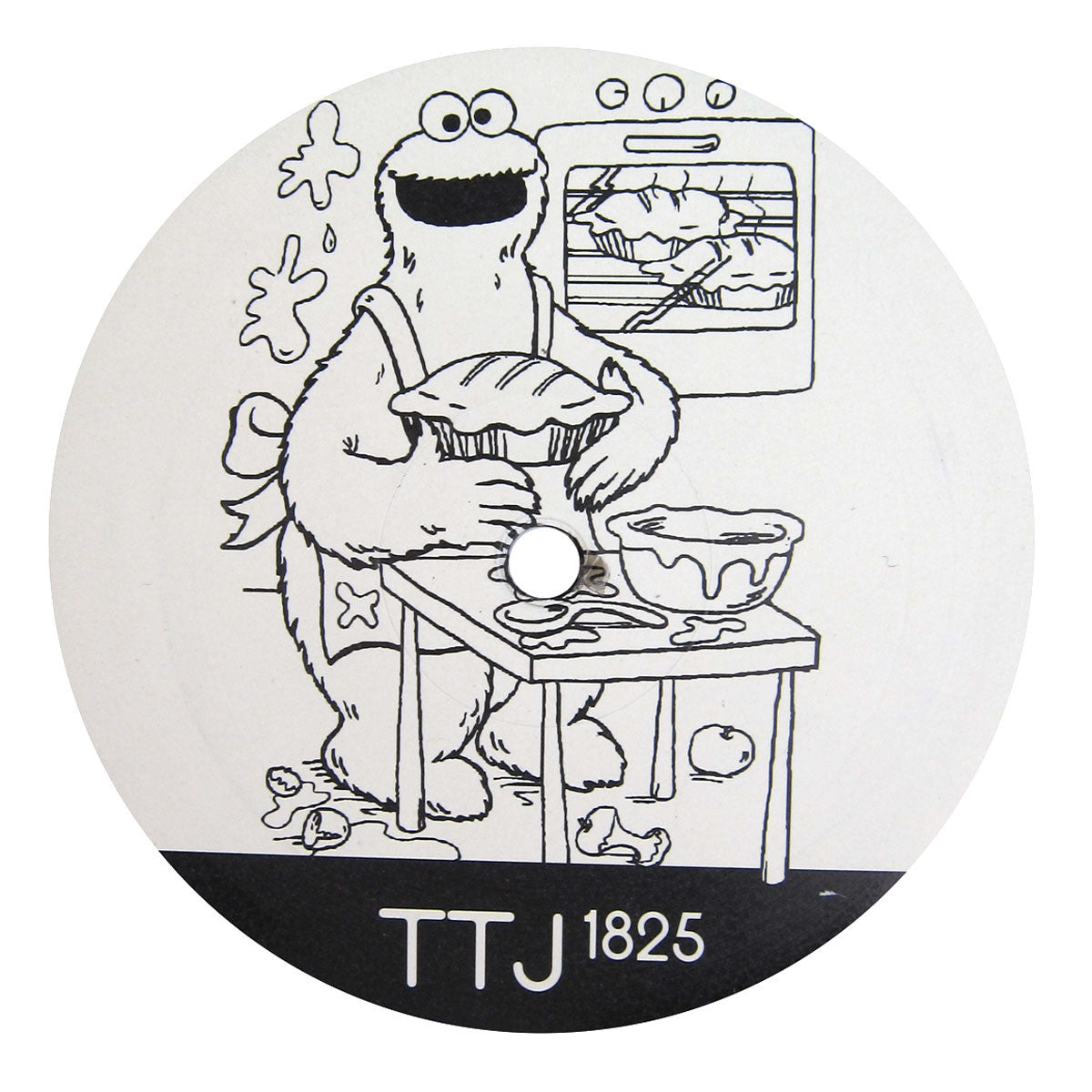Todd Terje: TTJ Edits #1825 (Demis Roussos, Brothers Johnson, America, Adam And The Ants) Vinyl 12""
