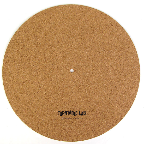 Turntable Lab: Cork Record Mat top