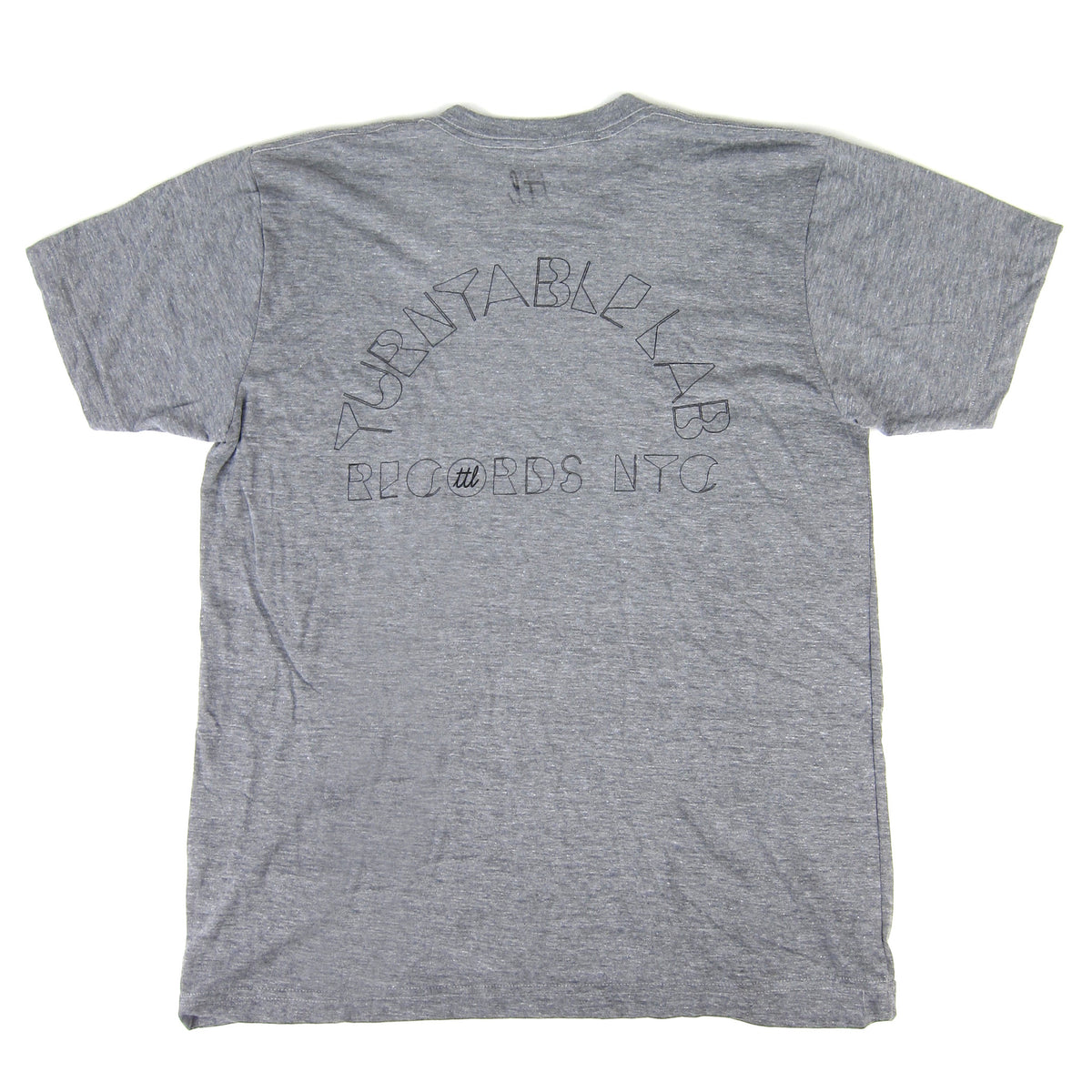 Turntable Lab: Cosmico Shirt - Grey