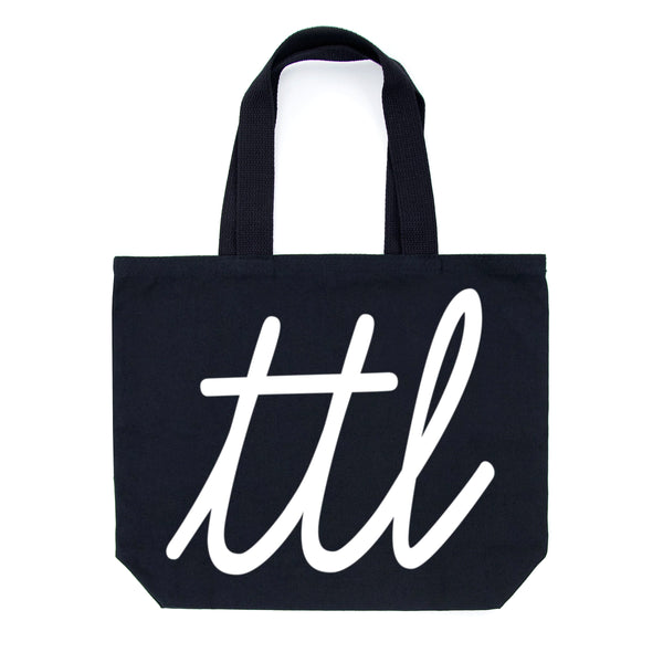 Turntable Lab: Cursivo 2.0 Tote Bag