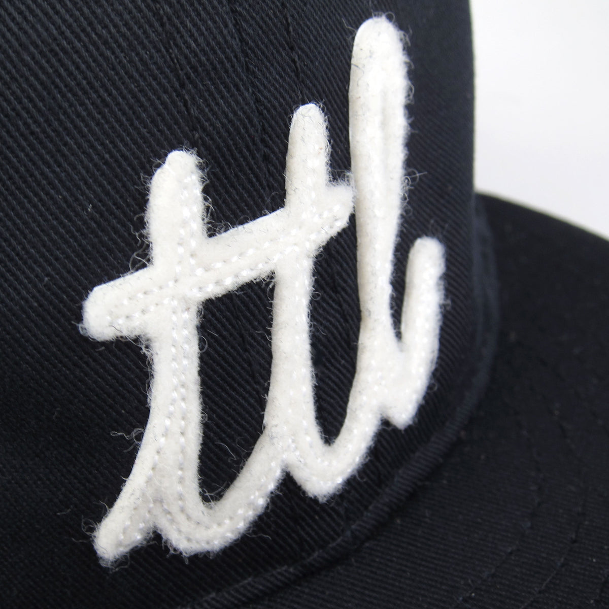 Turntable Lab: TTL Ebbets Field Hat detail